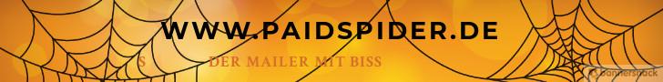 Banner von Paidspider